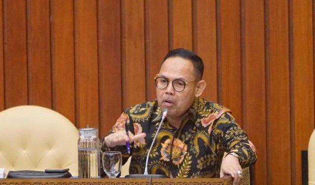 Anggota Komisi IV DPR RI Andi Akmal Pasluddin. Foto : Ist/Man
